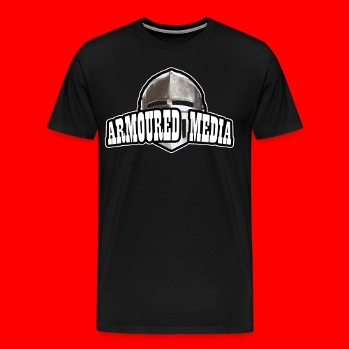 Armoured Media - Men's Premium T-Shirt