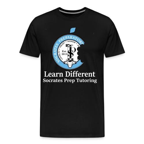 Learn Different - Men's Premium T-Shirt