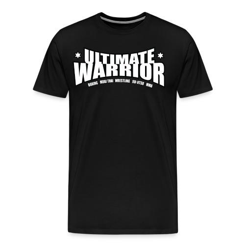 ultimatewarriorelements png - Men's Premium T-Shirt