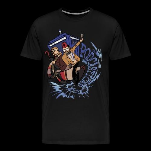 PODcasticaToon - Men's Premium T-Shirt