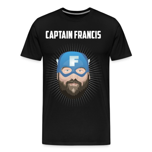 Captain Francis - Men's Premium T-Shirt