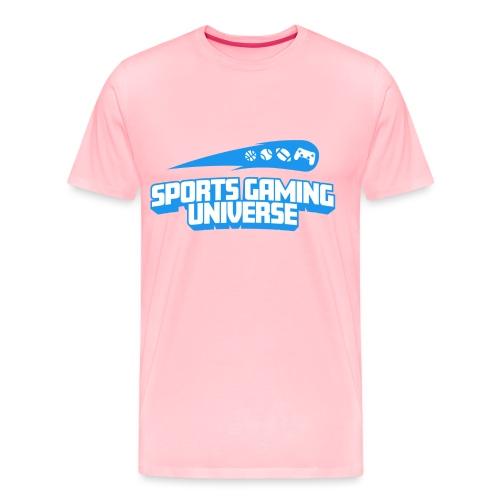 SGU Logo 18 T Shirt Blue - Men's Premium T-Shirt
