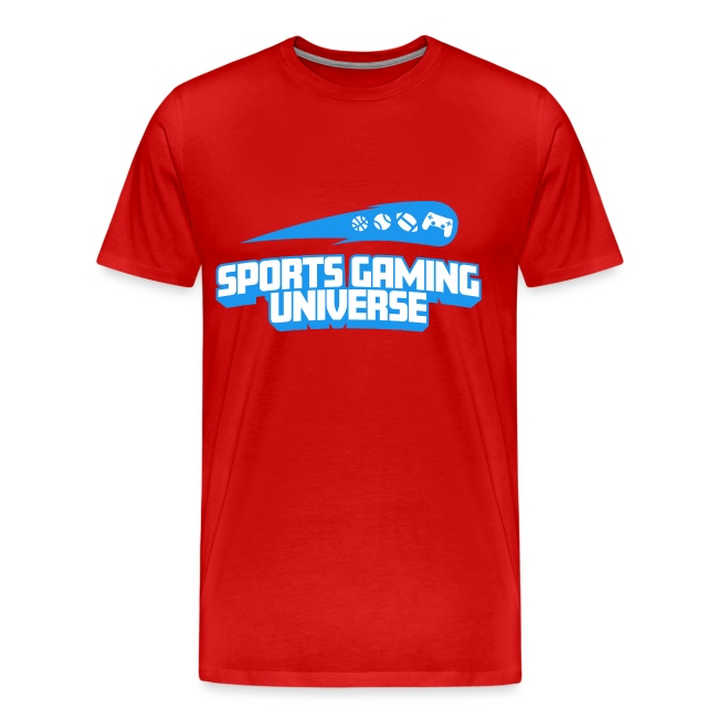 SGU Logo 18 T Shirt Blue