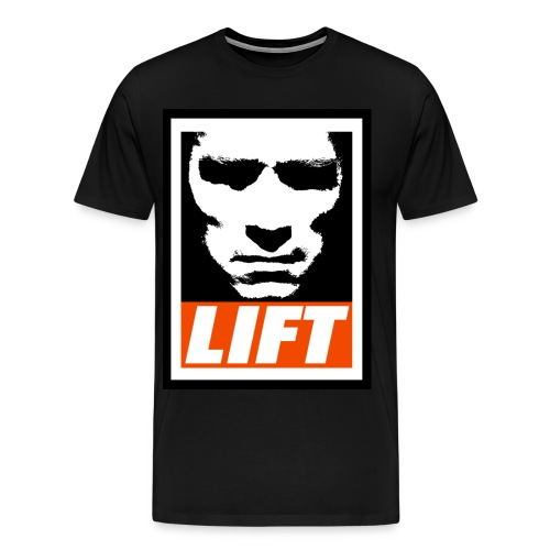 LIFT - Men's Premium T-Shirt