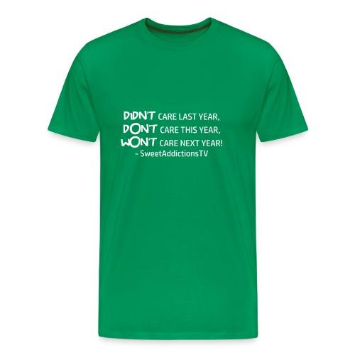 quote2 W png - Men's Premium T-Shirt