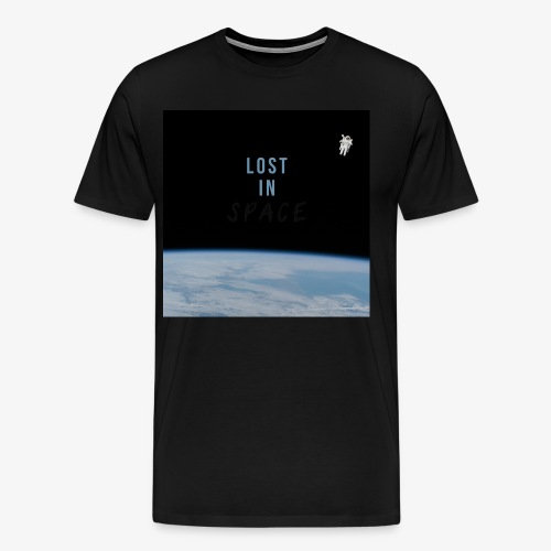 Outer Space - Men's Premium T-Shirt