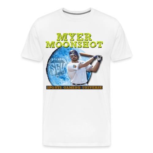 Myer Moonshot Tee - Men's Premium T-Shirt
