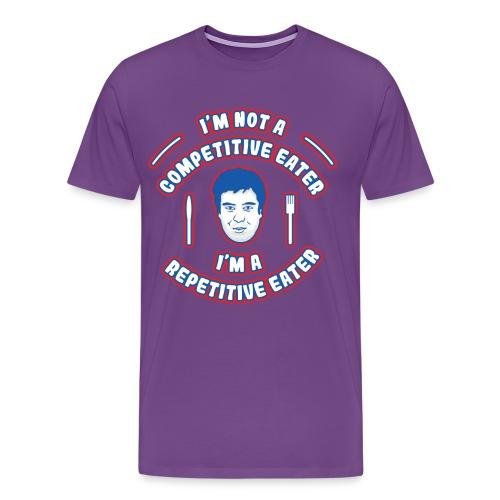 CompetitiveEaterWE - Men's Premium T-Shirt
