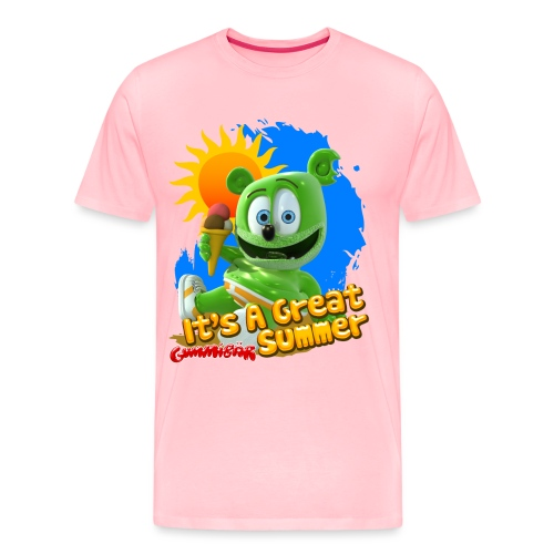 It's A Great Summer - Men's Premium T-Shirt