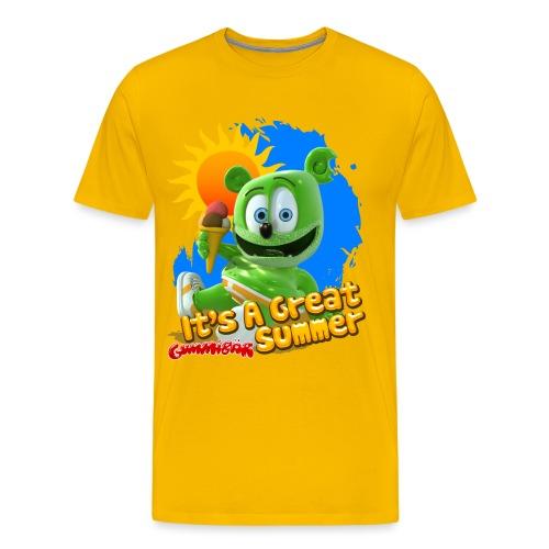 It's A Great Summer - Men's Premium T-Shirt