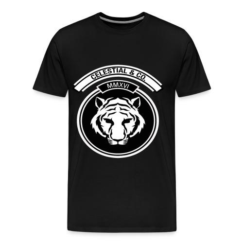 Celestial & Co. Offical Tiger Tee - Men's Premium T-Shirt