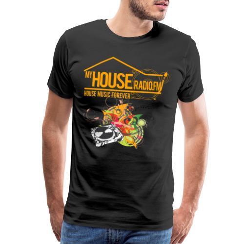 MHR Turntable - Men's Premium T-Shirt