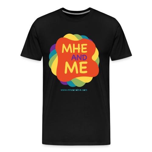 mhelogo shirt png - Men's Premium T-Shirt