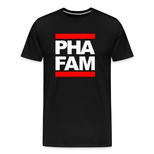 pha fam trademark PHAmily Clothing Company LL - Men's Premium T-Shirt