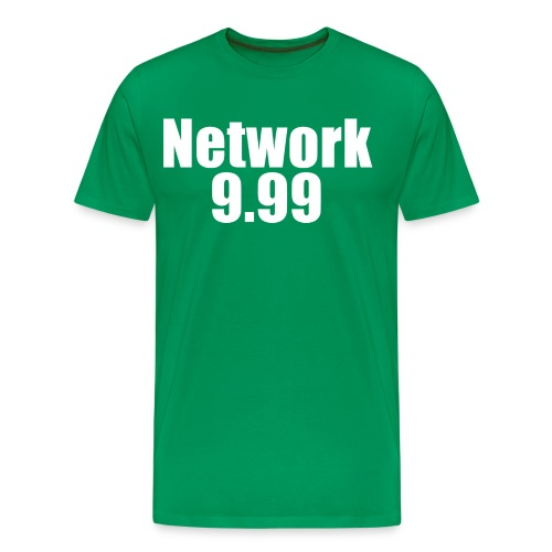 network999 - Men's Premium T-Shirt