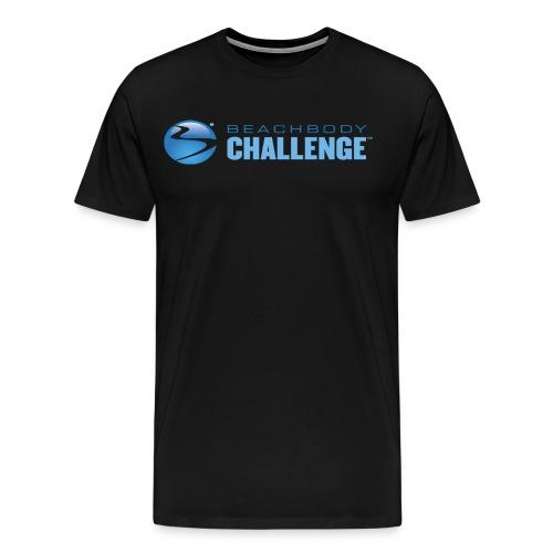 bb challenge png - Men's Premium T-Shirt