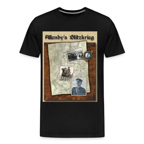 allenby - Men's Premium T-Shirt