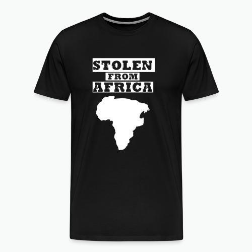 SFA LOGO WHITE - Men's Premium T-Shirt