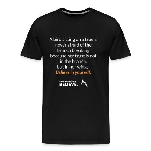 BelieveBird - Men's Premium T-Shirt