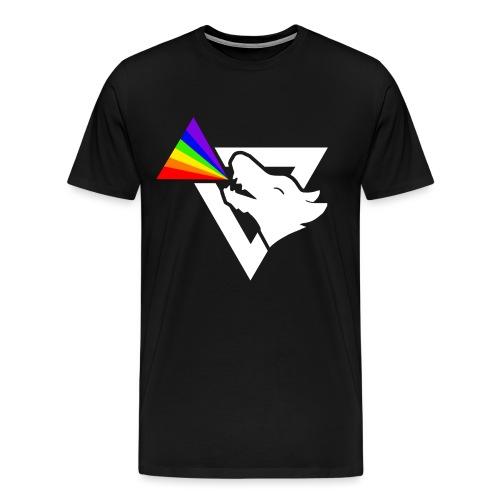 thatz gaming logo white - Men's Premium T-Shirt