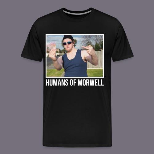 Aussie Battler - Men's Premium T-Shirt