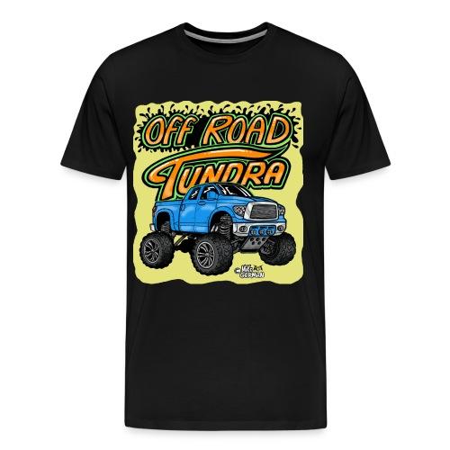 Off_Road_Tundra_Truck_ - Men's Premium T-Shirt