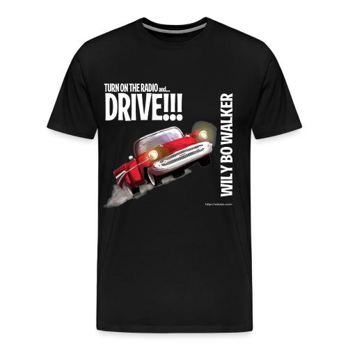 Drive - Men's Premium T-Shirt