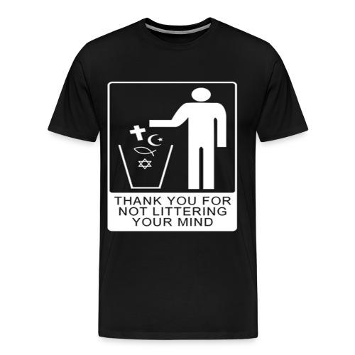religion - Men's Premium T-Shirt
