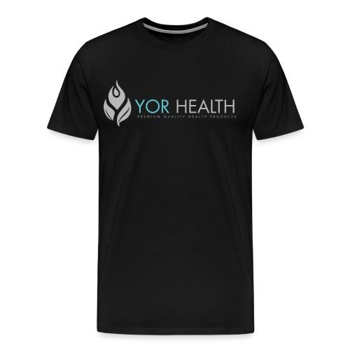 YOR Health png - Men's Premium T-Shirt