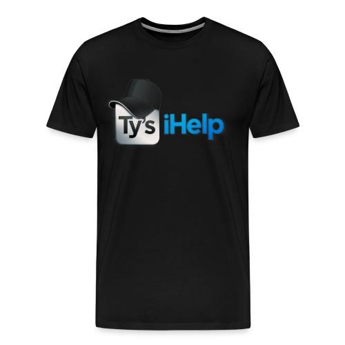 tysihelplogo - Men's Premium T-Shirt