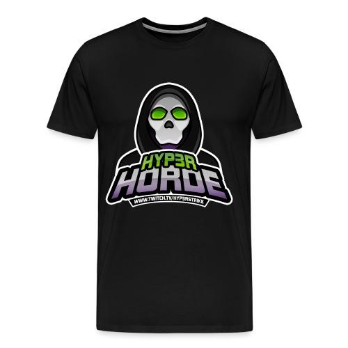 #HYP3RHORDE WARLOCK - Men's Premium T-Shirt