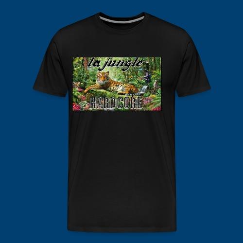 lajunglehardcore - Men's Premium T-Shirt