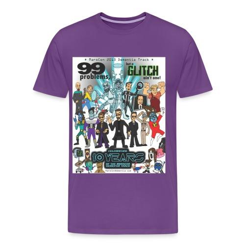 marscon2013tshirtl - Men's Premium T-Shirt