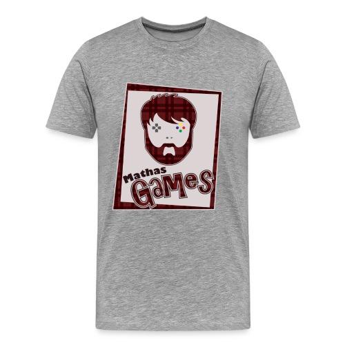 TShirt FullLogo png - Men's Premium T-Shirt