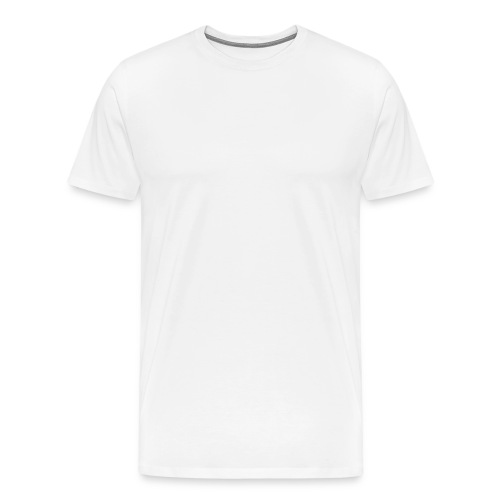 shirt final layers 07 large white png - Men's Premium T-Shirt