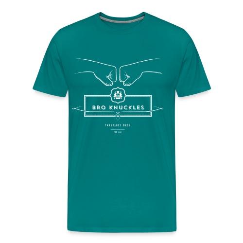 shirt final layers 07 large white png - Men's Premium T-Shirt