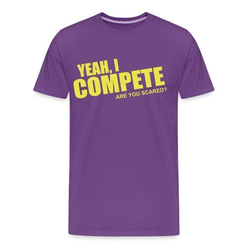 compete - Men's Premium T-Shirt