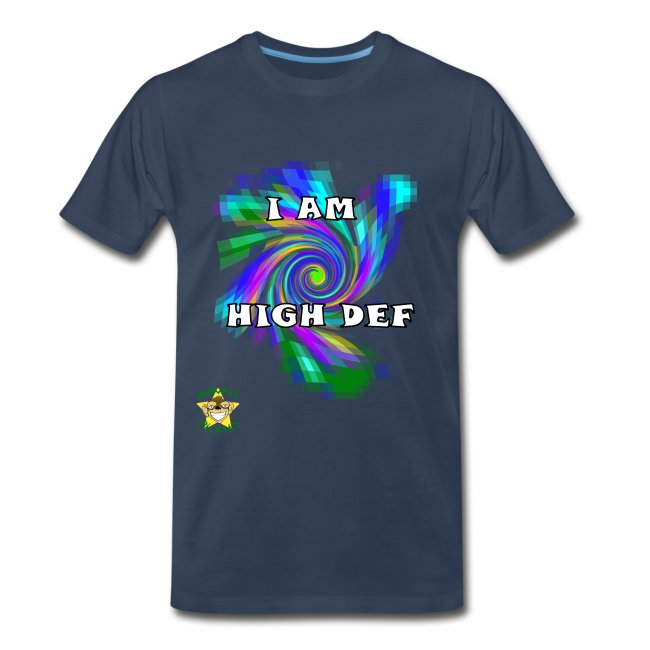 I am High Def