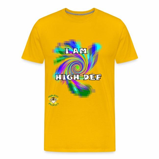 I am High Def