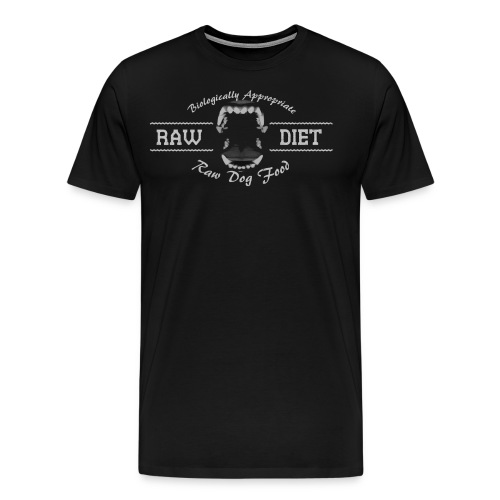 Toothy B.A.R.F - Men's Premium T-Shirt