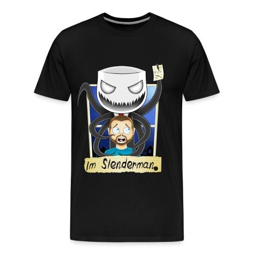 SS1 png - Men's Premium T-Shirt