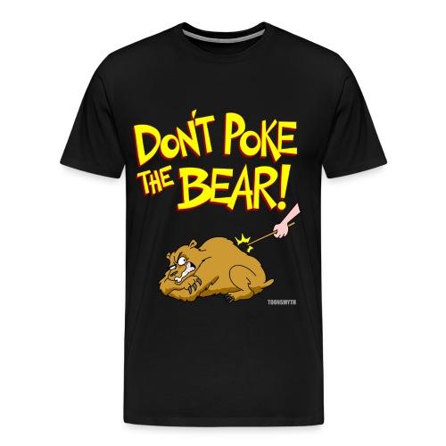 pokebear2 png - Men's Premium T-Shirt