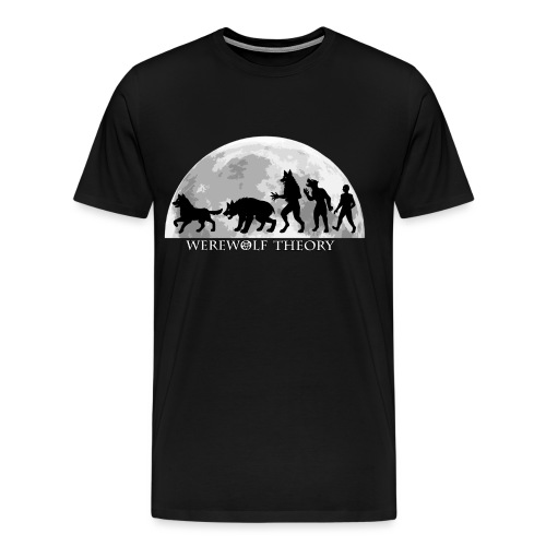 Werewolf Theory: Change - Men's Premium T-Shirt