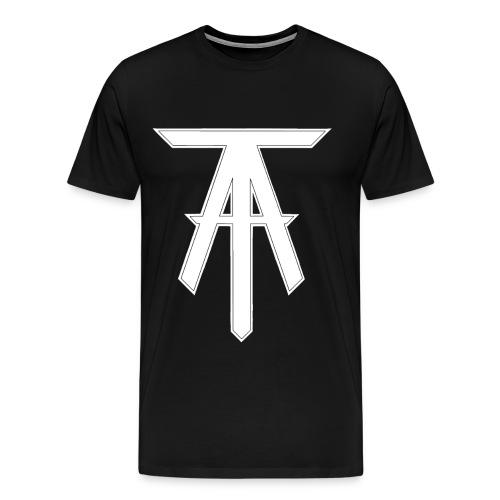 ATF Inverted png - Men's Premium T-Shirt