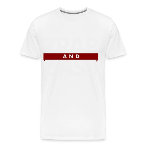 White TNB PNG - Men's Premium T-Shirt