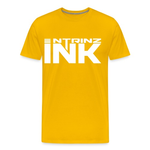 Intrinz Ink Logo - Men's Premium T-Shirt