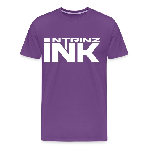 Intrinz Ink Logo - Men's Premium T-Shirt