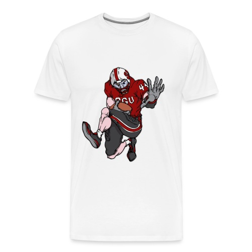 lando big player - Men's Premium T-Shirt
