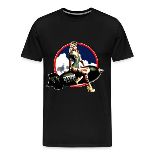 2tonarmy - Men's Premium T-Shirt