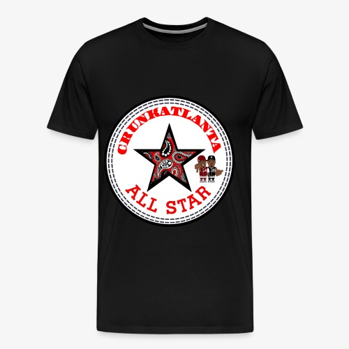 all star - Men's Premium T-Shirt
